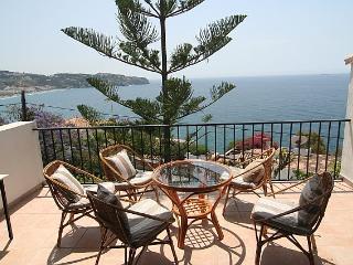 Lucia - Pretty 2 bed villa with outstanding views - La Herradura vacation rentals