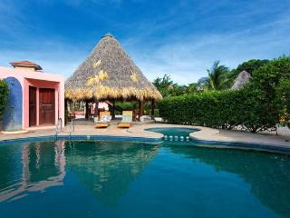 Newly remodeled, beach style 2BD villa. Secluded, secure w/private gazebo. - Tamarindo vacation rentals