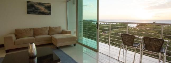 Modern Luxury. Private balcony & panoramic ocean views! - [PP606] - Image 1 - Tamarindo - rentals
