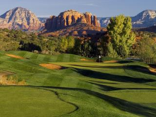 Golf Course Townhouse in the Red Rocks - Sedona vacation rentals