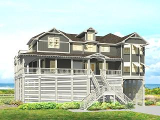 Beach King - 9 BR Luxury Oceanfront Event Home - Nags Head vacation rentals