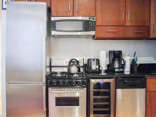 New and Modern in Gramercy Park, Washer and Dryer - New York City vacation rentals