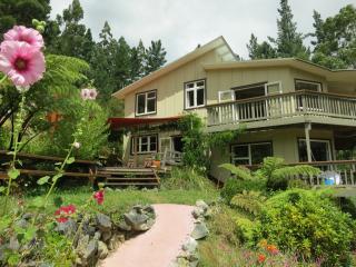 Hillside Getaway-Home, Tipi, & Housetruck,  Takaka - Nelson vacation rentals