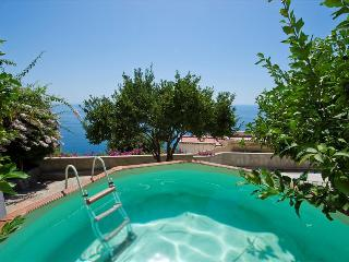 PR112-Stylish Villa in the heart of Praiano - Praiano vacation rentals