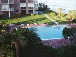 Ocean Front first floor end unit - Vero Beach vacation rentals