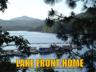 SHASTA LAKESHORE RETREAT.  Walk to Lake & Marina - Lakehead vacation rentals