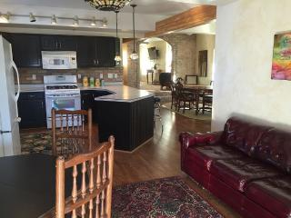 Posh Loft Upstairs Main Street Yoga Studio/Massage - Parowan vacation rentals