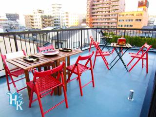 3 Story House with Roof Patio, Central & Quiet! - Kyoto vacation rentals