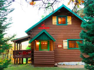Alpine Haven Log Cabin, Pretty Views, Ski, Hot Tub - Pagosa Springs vacation rentals