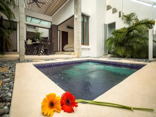 Stunning TAO Inspired Contemporary Two Bedroom Townhome - Tranquility! - Akumal vacation rentals