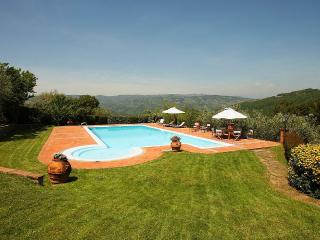 Villa dell Angelo, Sleeps 8 - Montecatini Terme vacation rentals