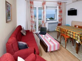 Villa Vesna Crikvenica - Apartment balcony seaview - Crikvenica vacation rentals