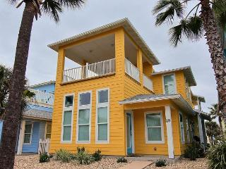 Brand new 4 bedroom 4.5 bath home in fabulous Village Walk! - Port Aransas vacation rentals