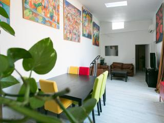 MARGE 3 BED APARTMENT WITH PATIO - Pantin vacation rentals