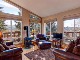Mountain Lodge for 10 in Eagle with Hot Tub - Eagle vacation rentals