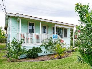 Gulfshore Cottage Pet friendly,fenced in yard, large outdoor deck, - Port Aransas vacation rentals