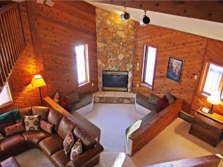 Located at Base of Powderhorn Mtn in the Western Upper Peninsula, A Large Trailside Home with Spacious Open Concept & 4-Person Whirlpool - Ironwood vacation rentals