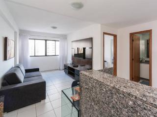Flat 1 Dorm Parque da Jaqueira - Recife vacation rentals