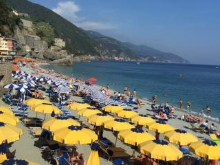Romantic Bed and Breakfast in Monterosso al Mare with Central Heating, sleeps 2 - Monterosso al Mare vacation rentals