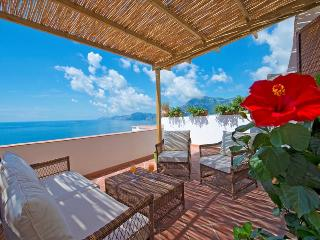 PR113-Gorgeous villa with amazing views - Praiano vacation rentals