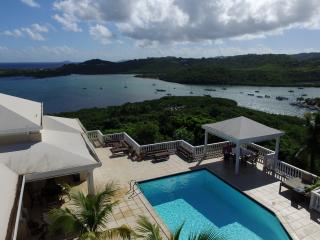 Stunning Water Views. Tranquil & Private. Pool. - Saint Croix vacation rentals