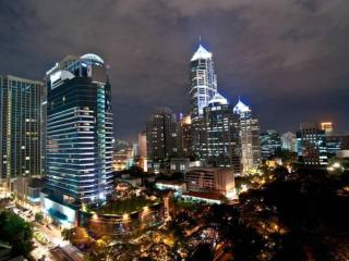 NEW! DOWNTOWN HIGH RISE BUILDING BY MRT - Bangkok vacation rentals