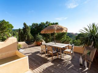 Best Studio with a view,  amazing splash pool- free Wifi - Cala Vadella vacation rentals