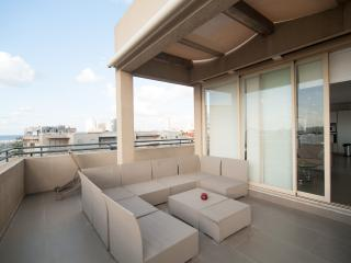 Sea View Penthouse by the Beach - Tel Aviv vacation rentals
