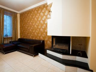 Stylish apartment on Kirochnaya, 22 with fireplace - Saint Petersburg vacation rentals