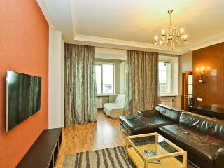 Cozy apartment with nice view on Kirochnaya 22-3 - Saint Petersburg vacation rentals