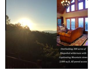 TOTALLY Private Luxury Lodge w/CaptivatingViews - Ellijay vacation rentals