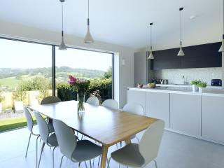 The Cedar House - modern house with stunning views - Uplyme vacation rentals