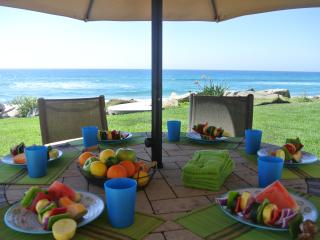 Big Family Beachfront Vacation Rental on the Sand - Oceanside vacation rentals