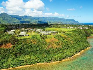 2 Bedroom Villa Westin Princeville Ocean Resort - Princeville vacation rentals