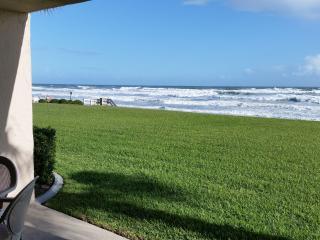Direct Ocean Front - Amazing Ocean Views-1st Floor - New Smyrna Beach vacation rentals
