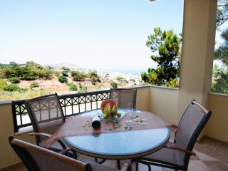 Amalia's apartment,  bedrooms, amazing sea views! - Panormo vacation rentals