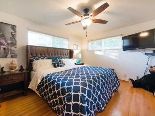 Cozy California King Bed at Needful Things - El Cerrito vacation rentals