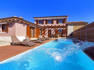 Brand new Villa Giovanni with private pool - Zminj vacation rentals