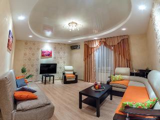 """Apartments Aura, two-rooms apartment """"Comfort-2"""" - Novosibirsk vacation rentals"""