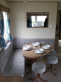 3 bedroom Caravan/mobile home with Internet Access in Prestatyn - Prestatyn vacation rentals