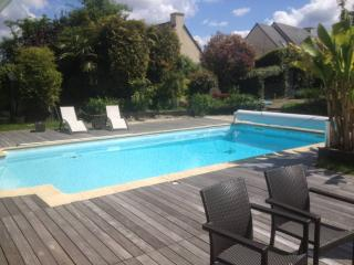 Beautiful House with DVD Player and Television in La Bouexiere - La Bouexiere vacation rentals