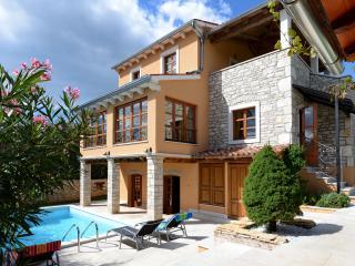 Beautiful villa Aura in peaceful location & pool - Svetvincenat vacation rentals