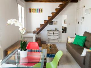 Romantic Condo with A/C and Elevator Access - Madrid vacation rentals