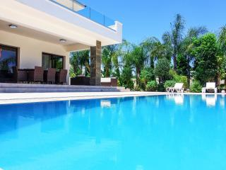 4BR Modern luxury villa with jacuzzi, private pool - Protaras vacation rentals