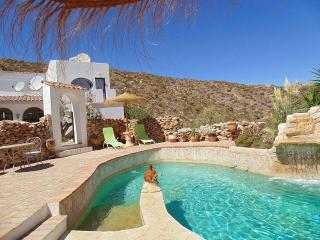 Casa Alegria y Luna: Room La Luna 2p VTAR/AL/00177 - Sorbas vacation rentals