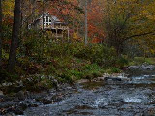 Adventure meets luxury on the Appalachian Trail - Marshall vacation rentals