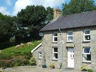 Cosy Traditional Welsh Stone Cottage on Farm - Llandysul vacation rentals