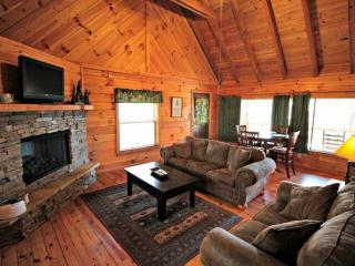 Townsend Cabin #2 Pine Mtn, Next to Heaven Trail Rides & Zip Lines - Townsend vacation rentals