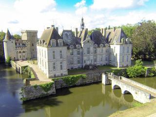 Château de saint-loup sur Thouet - - Parthenay vacation rentals