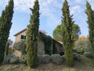 La Casina, Fabulous 180 degree views of Tuscany - Anghiari vacation rentals